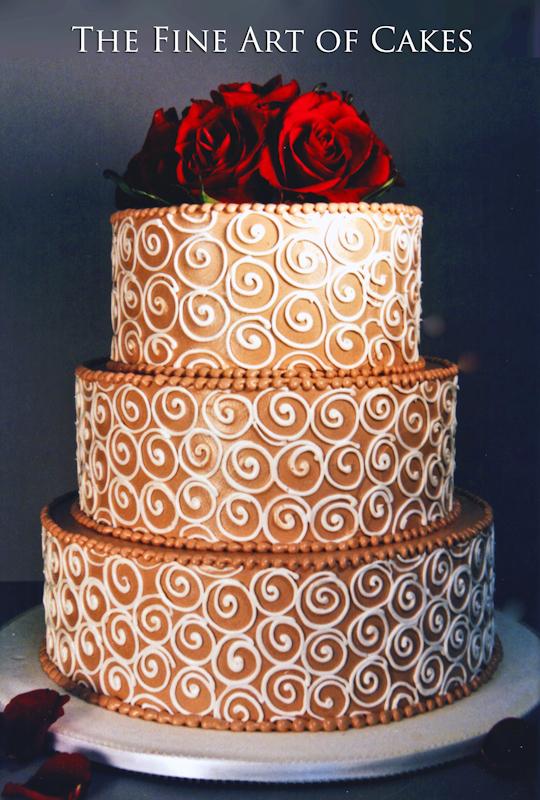 All Buttercream Catalog The Fine Art of Cakes