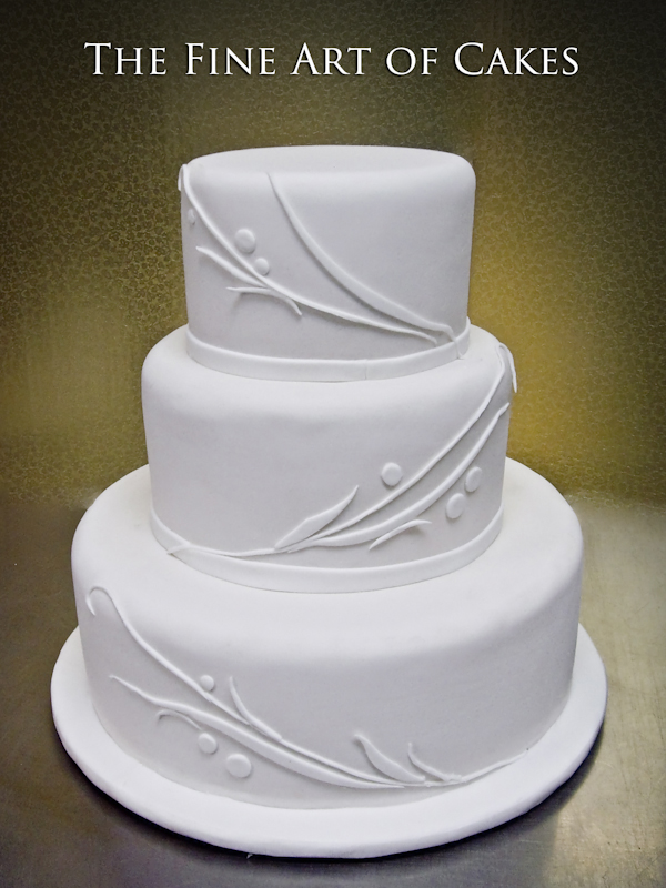 Basic Fondant Accents The Fine Art of Cakes