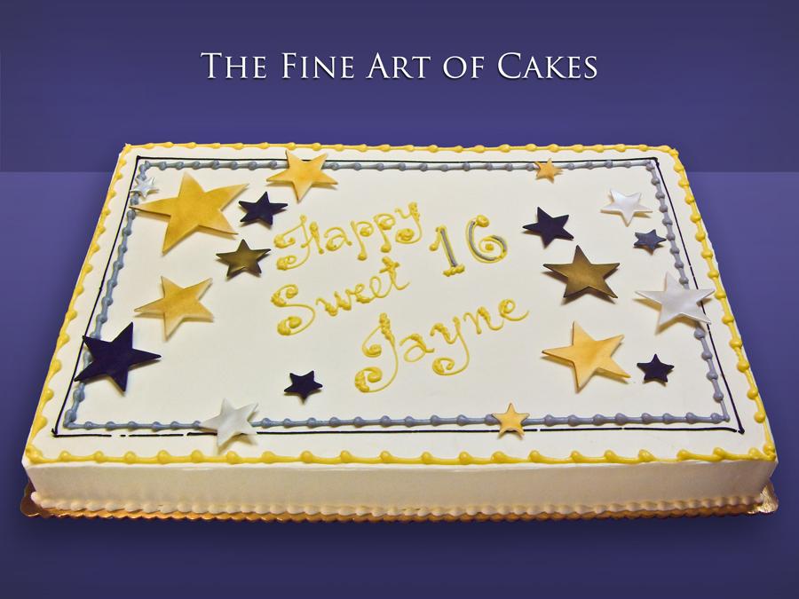 Cake Artist Nj :   Celebration Cakes