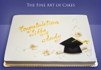 Graduate Cake (#7006)