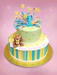 Cupcake Baby Bear (#7800)