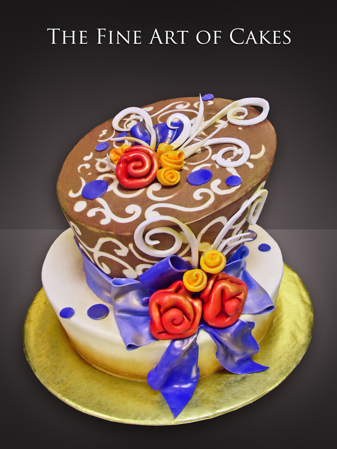 Cake Artist Nj : Exclusive Collection Cakes The Fine Art of Cakes