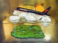 Trump Jet Cake